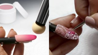 How To Use Artistic Gel With Sponge Brush
